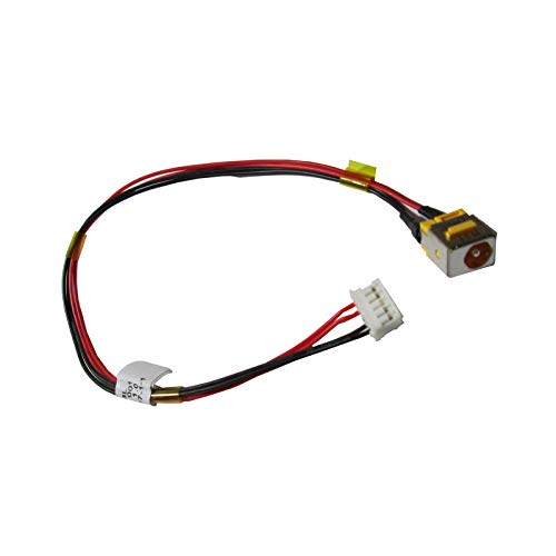 DC-Jack Strombuchse Netzteilbuchse passend für Acer Aspire 7738 7738G 7738Z 8530 8730 8735 Laptop Serie