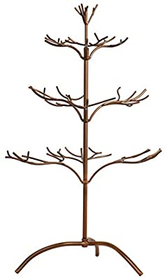 Red Co. 25inch & 36 inch Ornament Trees - Color Variation & Size Variation (SizeName-ColorName)