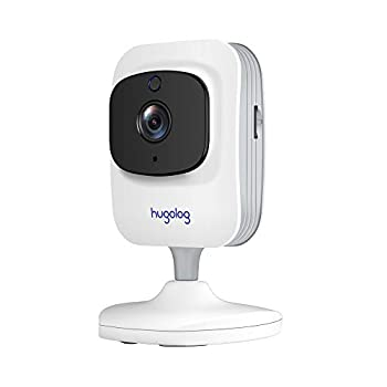 Home Security Camera WiFi Camera1080P HD Indoor Camera for Home Security with Motion Detection 2-Way Audio Night Vision USA Cloud Storage & SD Slot