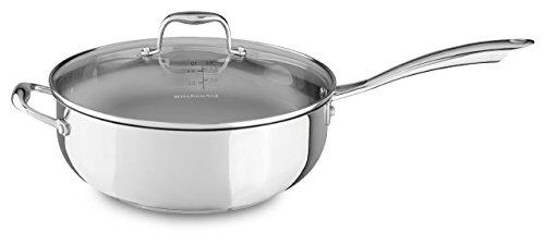 Panela Chefs KitchenAid KI736AR Inox 5.7L