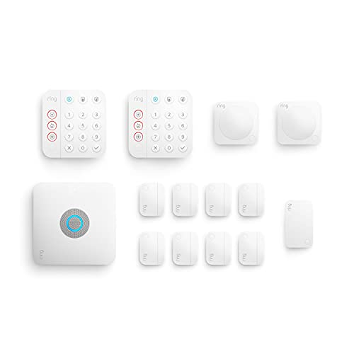 Introducing Ring Alarm Pro, 14-piece - built-in eero Wi-Fi 6 router and optional 24/7 monitoring