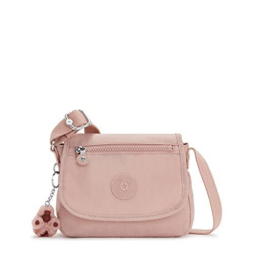 Kipling Sabian Crossbody Mini Bag Brilliant Pink 360