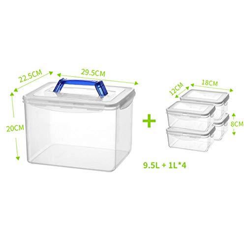 LEIFHEIT réservoir vorratsdose Frischhaltedose rectangulaire arôme fermeture 1,2l