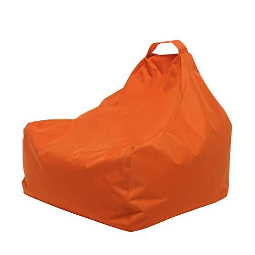 ikarus Edea Sitzsack 70 x 80 cm - orange
