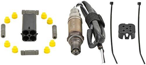 Bosch 15730 Sensor de Oxigeno para Automoviles, color Negro/Acero, Estandar, Paquete de 1