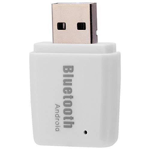 Receptor de Audio USB Bluetooth HiFi portátil, Adaptador de música estéreo Bluetooth...