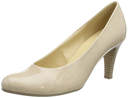 Gabor Shoes Damen Basic Pumps, Beige (Sand 72), 42 EU