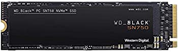Western Digital BLACK SN750 NVMe 250GB Internal Solid State Drive