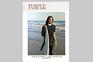 PURPLE MAGAZINE ISSUE 30 LOS ANGELES COVER : TRYSTIN VALENTINO exclusively available from Magazines and more