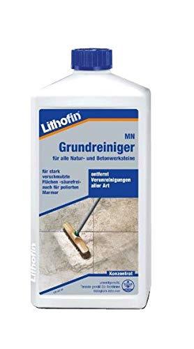 HARK Lithofin MN Grundreiniger für Marmor, Natur- und Betonwerksteinflächen (EUR 24,90 / 1 l)