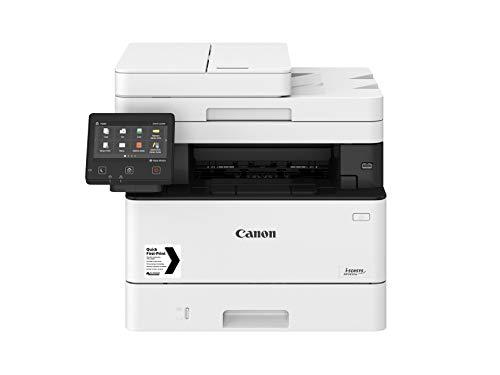 Impresora láser multifunción monocromo Canon i-Sensys MF445dw blanca Wifi