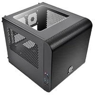 Thermaltake Core V1 Caja de ordenador de sobremesa Mini-ITX
