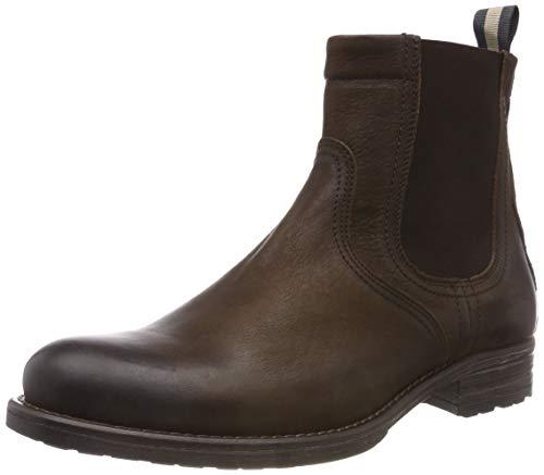 Marc O'Polo Herren Chelsea Boots, Braun (Mocca 770), 41 EU