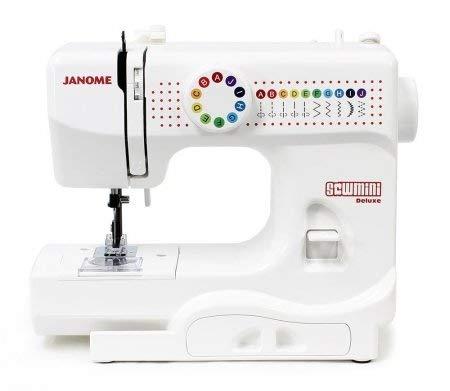 Janome Sew Mini Deluxe - Máquina de Coser