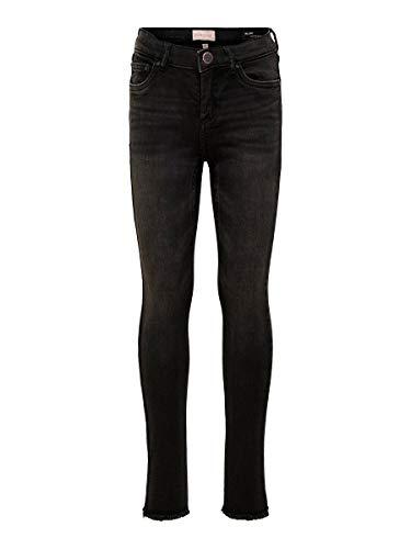 ONLY Girl Skinny Fit Jeans KONBlush 140Black Denim