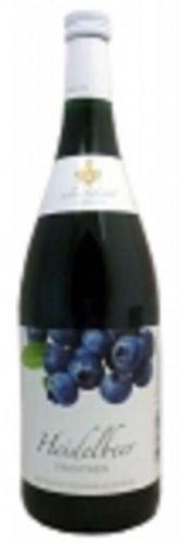 Rhöner Fruchtwein Heidelbeerwein 1.0 ltr.