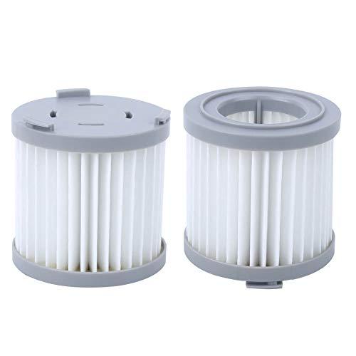 Weikeya Filtro de aspiradora, alérgenos de polen con filtro ABS de repuesto para Lexy Jimmy C53t Jv51 M52 Cj53 Cb100 Pd506