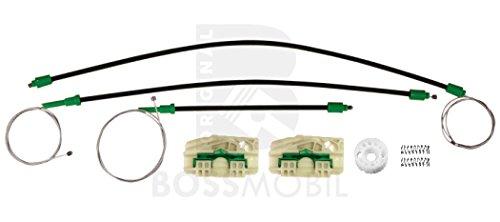 Bossmobil Leon (1P1), Trasero izquierdo, kit de reparación de elevalunas eléctricos