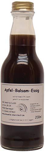 Historische Ölmühle Eberstedt - Eberstedter Apfel-Balsam-Essig - 200 ml