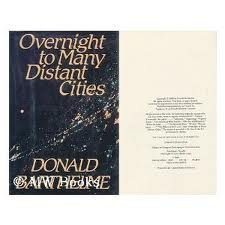 Paperback Overnight to Many Distant Cities Book