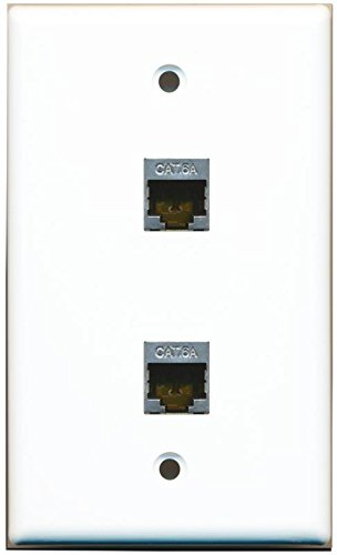 10 best shielded cat6a wall plate for 2020