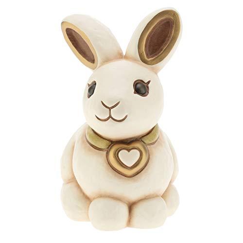 THUN ® - Coniglio Medio - Ceramica - h 15 cm - Linea I Classici