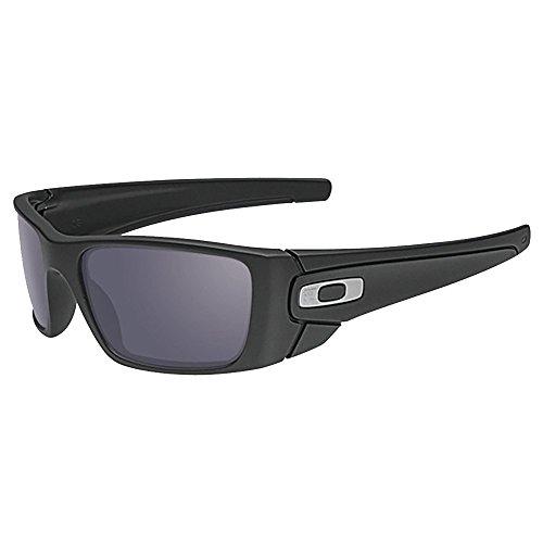 OAKLEY FUEL CELL SI OO9096-E1 Soft Black/Grey Dog Tag 60mm Sunglasses