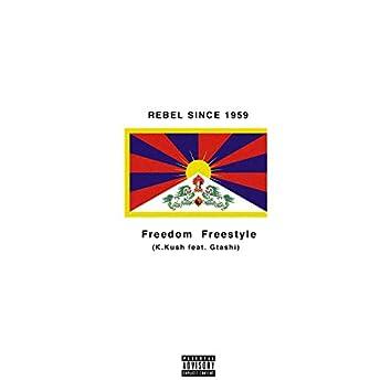 Freedom Freestyle (feat. Gtashi)