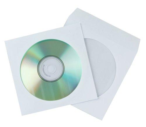 Q-Connect KF02206 EDV-Zubehöre CD Hüllen Papier 50 stück