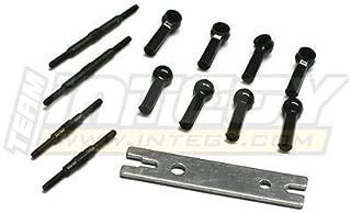 Integy RC Model Hop-ups T8323 Adjustable Turnbuckle Set for Mini-LST