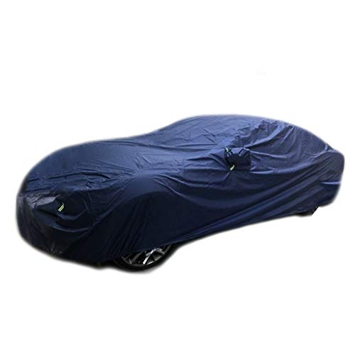 LIAOMJ-Car Covers Compatible With NISSAN GTR 370Z Juke QASHQAI X-TRAIL KICKS Murano Sun Protection Tent Outdoor Rainproof Scratch-resistant Tarpaulin Full Body Cover