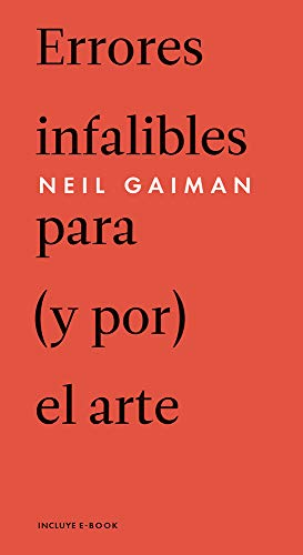 Errores Infalibles (Malpaso Ensayo General)