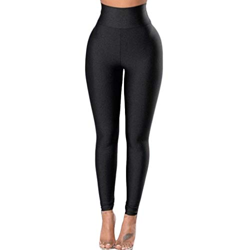ZZBO Damen Leggings Mesh Yoga-Fitness-Hose Lange Streetwear Sporthose Blickdicht Yoga Hose Sporthose Fitnesshose Elastisch Hohe Taille Weich Pants Hosen
