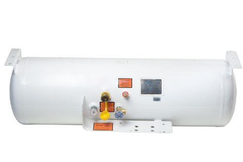 100 lb horizontal propane tank - 8
