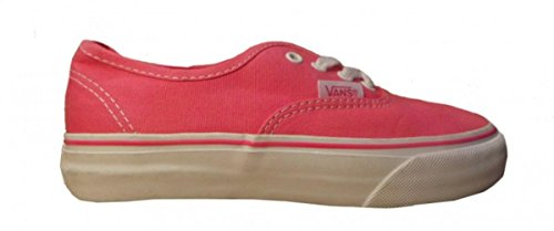 Vans Skateboard Schuhe Authentik Fandango Pink/True Weiß, Schuhgrösse:32