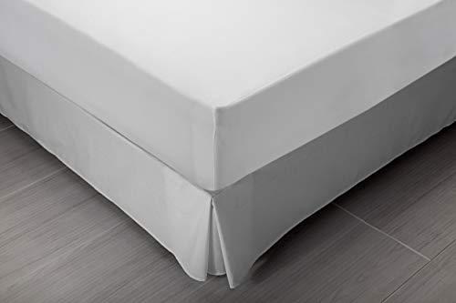 Pikolin Home - Protector de colchón de Tencel impermeable e hípertranspirable también en sus laterales para una óptima protección