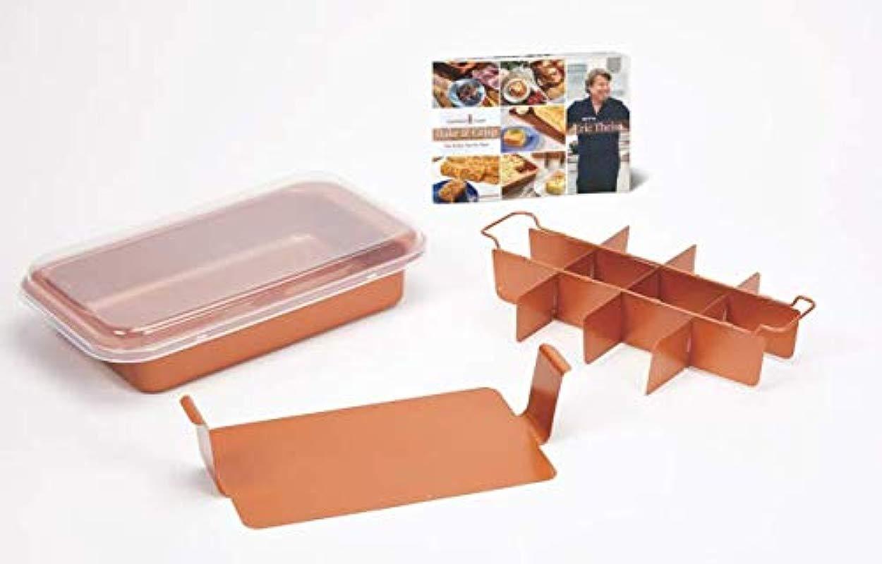 Copper Chef Bake Crisp Pan Set