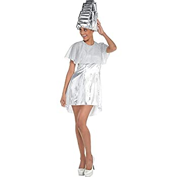 amscan Womens Beauty School Dropout Costume Accessory Kit - Grease