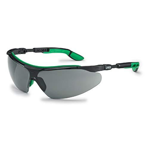 Uvex 9160041 Svetsglasögon, i-vo, svart/grön