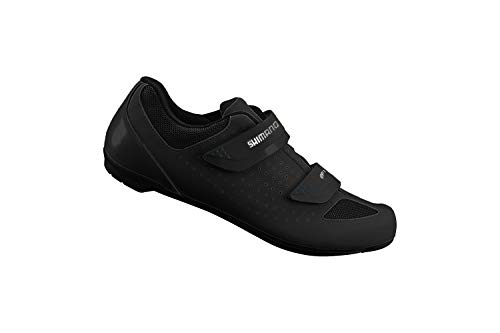 SHIMANO SH-RP1 Cycling Shoe, Black, M 8.5-9 / W 10-10.5