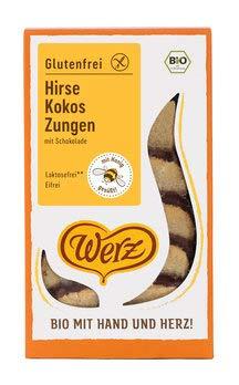 Werz Bio Hirse-Kokos-Zungen gf (2 x 150 gr)