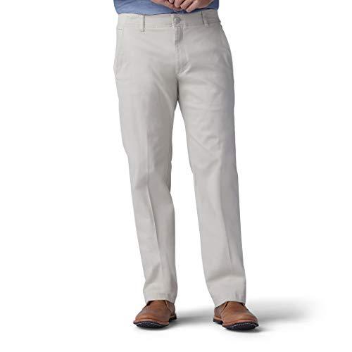 LEE Pantalón de gran rendimiento para hombre - beige - 58W x 30L