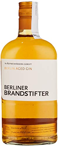 Berliner Brandstifter 2297 Gin 700 ml