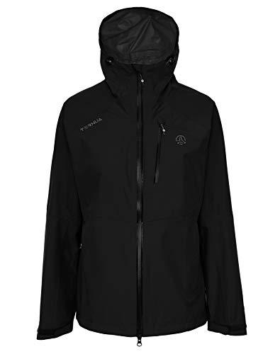 Ternua Chaqueta Kangri Jacket W Mujer, Black, S
