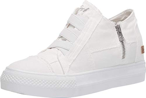 Blowfish Mamba White Color Washed Canvas 8