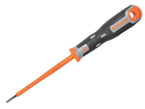 Bahco Tekno+ VDE Destornillador 1000v 3mm x 100mm BAH033030, 1 unidad