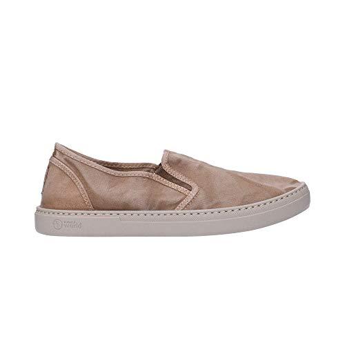 Natural World Damen Schuh/Espadrilles 6301E (39 EU, beige)