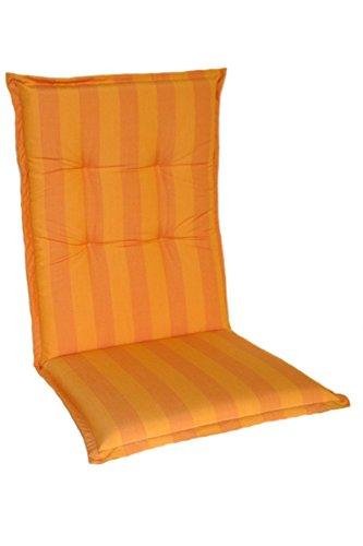 Casa Mina Polsterauflage Mittellehnerauflage 110x50cm Citrus, Dessin 1608
