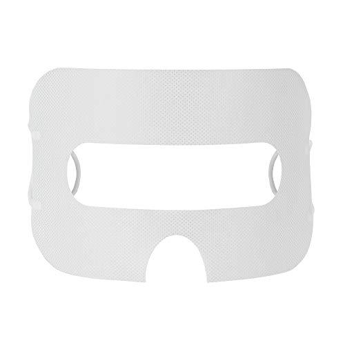 VR Mask 100pcs for VR Headset l Eye Mask Cover(White)
