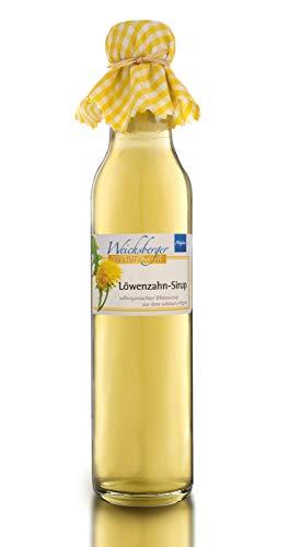 Weichsberger Manufaktur Allgäuer Löwenzahn-Sirup 250 ml